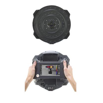 handburen akustisk kamera