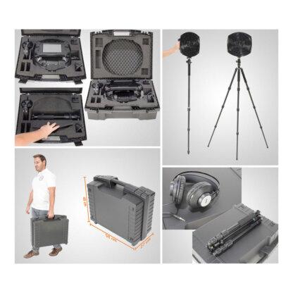 portabel akustisk kamera tillbehör