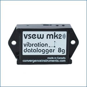 Vibrationslogger