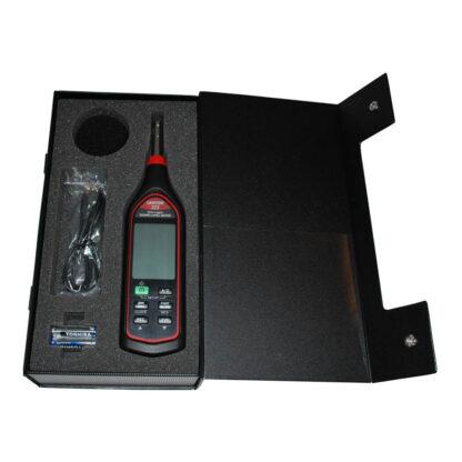 ljudnivåmätare med dataloggerfunktion C323